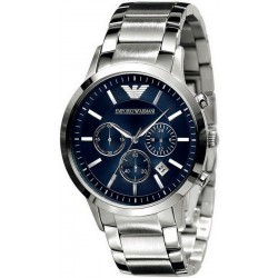 Buy Emporio Armani Men's Watch Renato AR2448 Chronograph