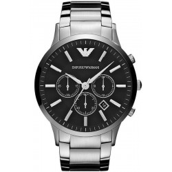 Emporio Armani Men's Watch Renato AR2460 Chronograph