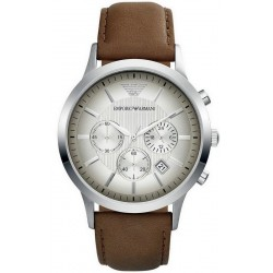 Buy Emporio Armani Men's Watch Renato AR2471 Chronograph