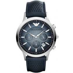 Emporio Armani Men's Watch Renato AR2473 Chronograph