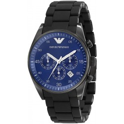 Emporio Armani Men's Watch Tazio AR5921 Chronograph