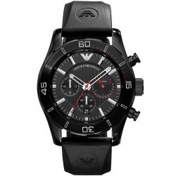 Emporio Armani Men's Watch Leo AR5948 Chronograph