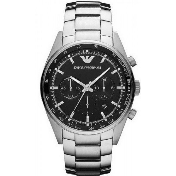 Buy Emporio Armani Men's Watch Sportivo AR5980 Chronograph