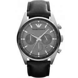 Emporio Armani Men's Watch Tazio AR5994 Chronograph