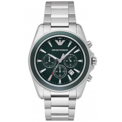 Emporio Armani Men's Watch Sigma AR6090 Chronograph
