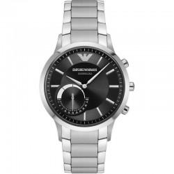 Emporio Armani Connected Men's Watch Renato ART3000 Hybrid Smartwatch
