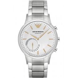 Emporio Armani Connected Men's Watch Renato ART3005 Hybrid Smartwatch