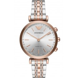 Emporio Armani Connected Women's Watch Gianni T-Bar ART3019 Hybrid Smartwatch