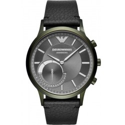 Emporio Armani Connected Men's Watch Renato ART3021 Hybrid Smartwatch