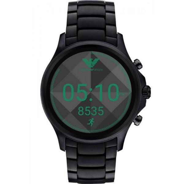 Buy Emporio Armani Connected Men's Watch Alberto ART5002 Smartwatch