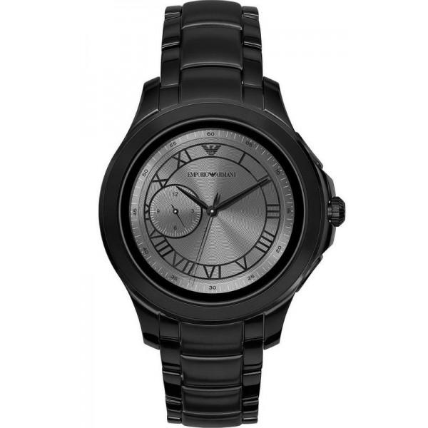 Buy Emporio Armani Connected Men's Watch Alberto ART5011 Smartwatch
