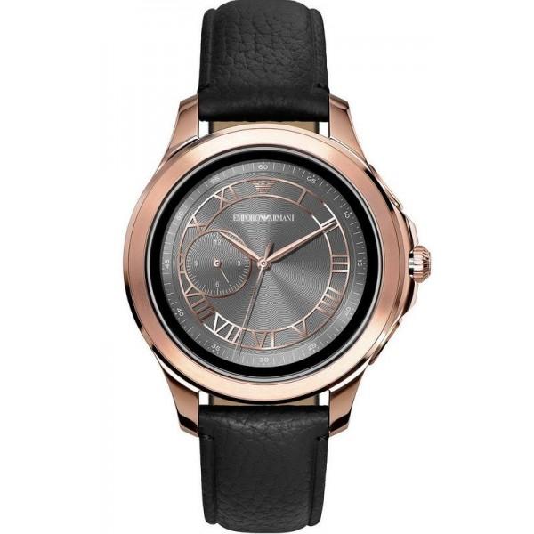 Buy Emporio Armani Connected Men's Watch Alberto ART5012 Smartwatch