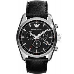 Emporio Armani Men's Watch Tazio AR6039 Chronograph
