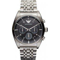 Emporio Armani Men's Watch Franco AR0373 Chronograph