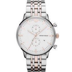 Emporio Armani Men's Watch Gianni AR0399 Chronograph