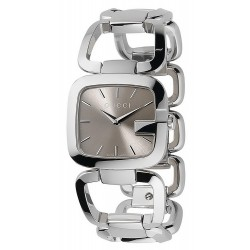 Buy Gucci Women's Watch G-Gucci Medium YA125402 Quartz