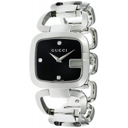 Buy Gucci Women's Watch G-Gucci Medium YA125406 Quartz