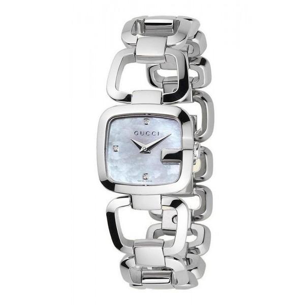 Buy Gucci Women's Watch G-Gucci Small YA125502 Quartz