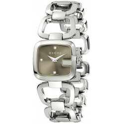 Buy Gucci Women's Watch G-Gucci Small YA125503 Quartz