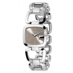 Buy Gucci Women's Watch G-Gucci Small YA125507 Quartz