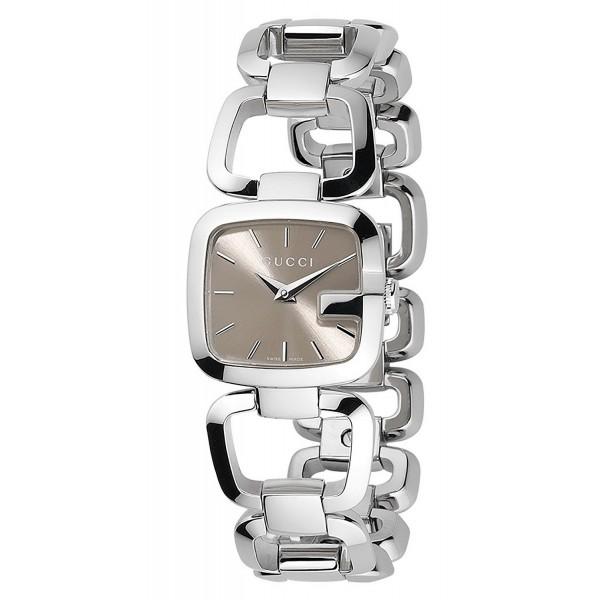Buy Gucci Women's Watch G-Gucci Small YA125507 Quartz