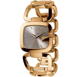 Buy Gucci Women's Watch G-Gucci Small YA125511 Quartz