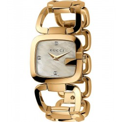 Gucci Women's Watch G-Gucci Small YA125513 Quartz