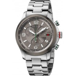 Buy Gucci Men's Watch G-Timeless XL Quartz Chronograph YA126238