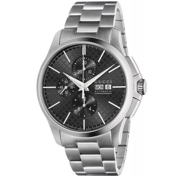 Buy Gucci Men's Watch G-Timeless XL YA126264 Automatic Chronograph