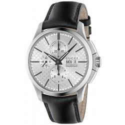 Gucci Men's Watch G-Timeless XL YA126265 Automatic Chronograph