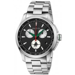 Gucci Men's Watch G-Timeless XL YA126267 Quartz Chronograph