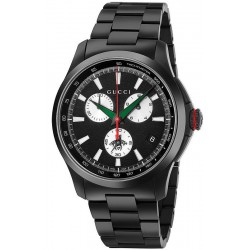 Gucci Men's Watch G-Timeless XL YA126268 Quartz Chronograph