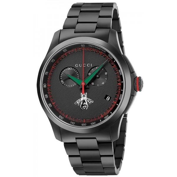 Buy Gucci Men's Watch G-Timeless XL YA126269 Quartz Chronograph