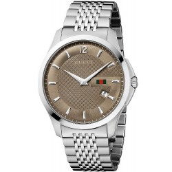 Gucci Men's Watch G-Timeless YA126310 Quartz