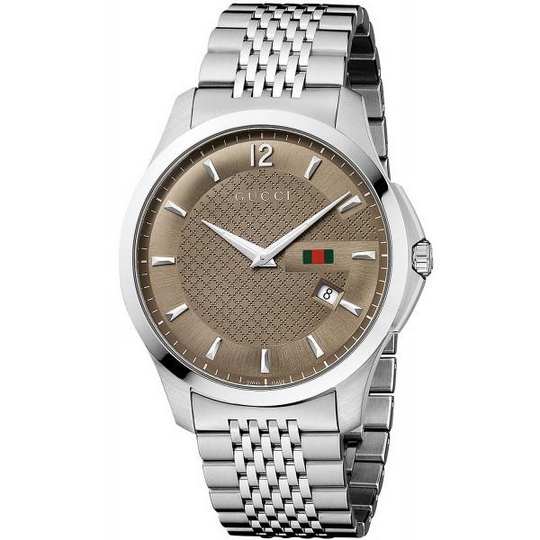 Buy Gucci Men's Watch G-Timeless YA126310 Quartz