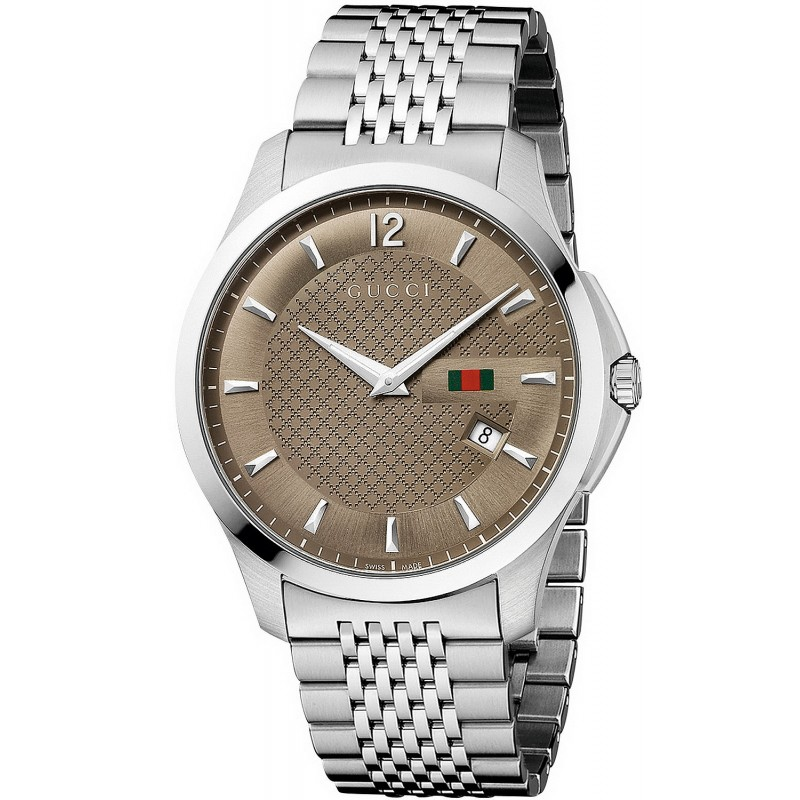 d9607d74cd8 Gucci Men s Watch G-Timeless YA126310 Quartz