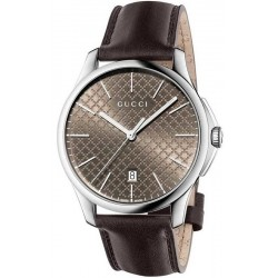 Gucci Men's Watch G-Timeless Large Slim YA126318 Quartz