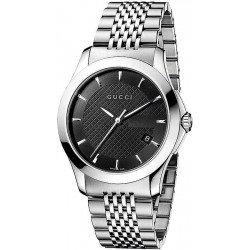 Gucci Unisex Watch G-Timeless Medium YA126402 Quartz
