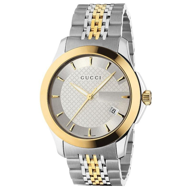 e29db99e4e0 -2% Buy Gucci Unisex Watch G-Timeless Medium YA126409 Quartz