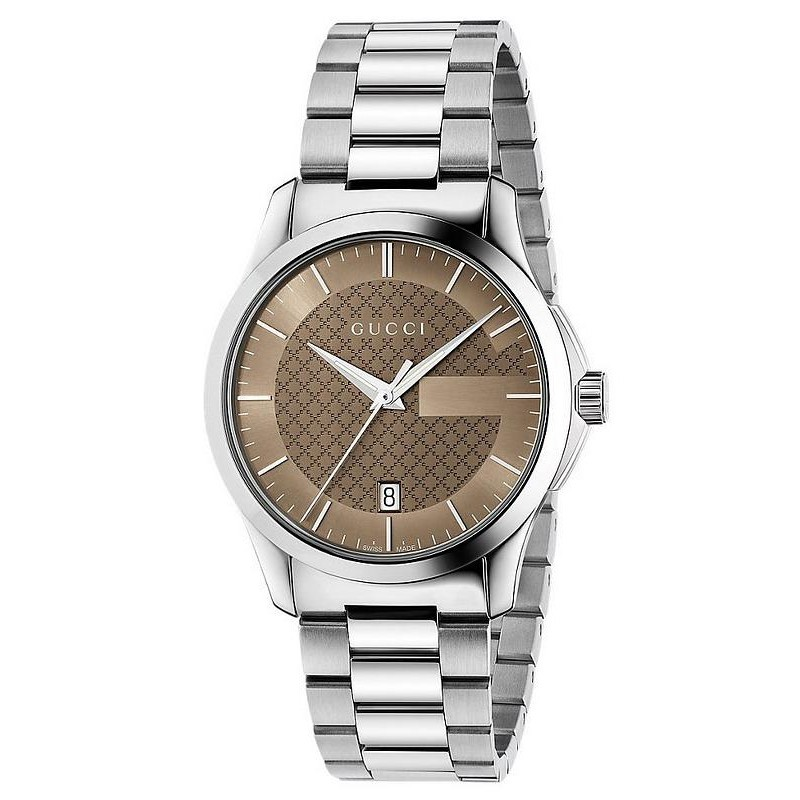 3434f283291 -8% Buy Gucci Unisex Watch G-Timeless Medium YA126445 Quartz