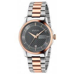 Gucci Unisex Watch G-Timeless Medium YA126446 Quartz