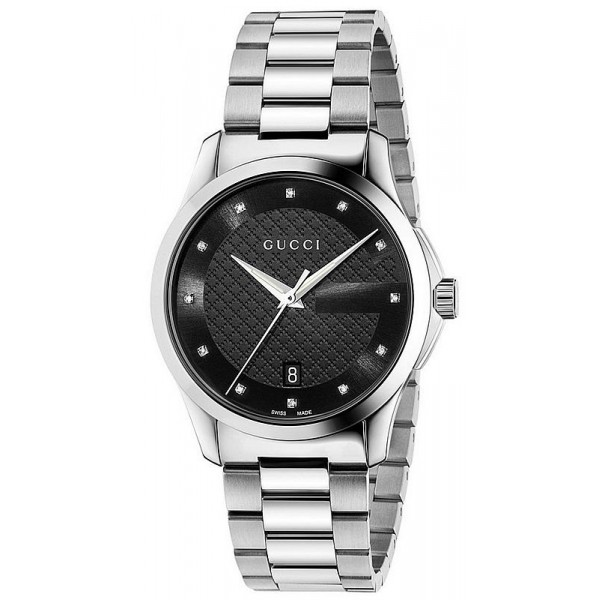 Buy Gucci Unisex Watch G-Timeless Medium YA126456 Quartz