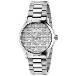 Gucci Unisex Watch G-Timeless Medium YA126459 Quartz