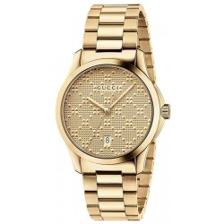 Gucci Unisex Watch G-Timeless Medium YA126461 Quartz
