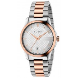 Gucci Unisex Watch G-Timeless Medium YA126473 Quartz