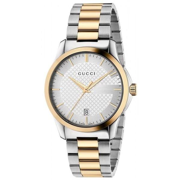 Buy Gucci Unisex Watch G-Timeless Medium YA126474 Quartz