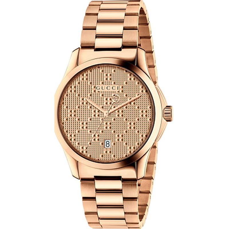 40a8881bcbc -8% Buy Gucci Unisex Watch G-Timeless Medium YA126482 Quartz