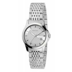 Buy Gucci Women's Watch G-Timeless Small YA126501 Quartz