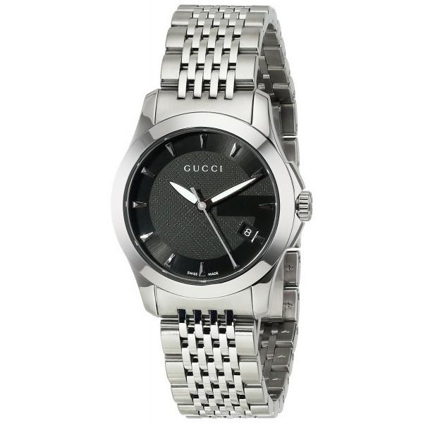 Buy Gucci Women's Watch G-Timeless Small YA126502 Quartz
