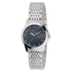 Buy Gucci Women's Watch G-Timeless Small YA126505 Quartz